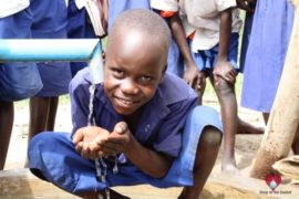 drop in the bucket uganda onywako primary school lira africa water well charity-18