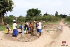 drop in the bucket uganda onywako primary school lira africa water well charity-33
