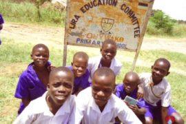 drop in the bucket uganda onywako primary school lira africa water well charity-50