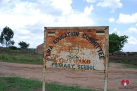 drop in the bucket uganda onywako primary school lira africa water well charity-53