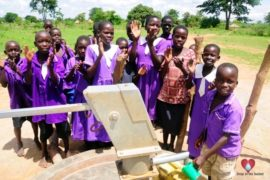 drop in the bucket water wells africa uganda olupe agule primary school-01