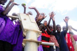 drop in the bucket water wells africa uganda olupe agule primary school-11