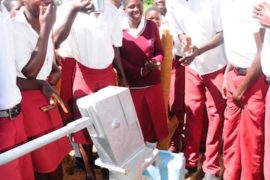 drop in the bucket water wells uganda st paul abariela secondary school-23