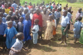 Drop in the Bucket Africa water charity, completed wells Lusiba Parish Well Uganda Africa-0699