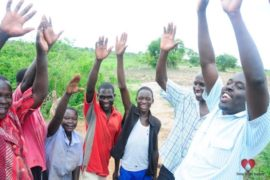 water wells africa uganda drop in the bucket obutei ewechu community well-10
