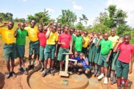 water wells africa uganda drop in the bucket st cecilia prep school-79