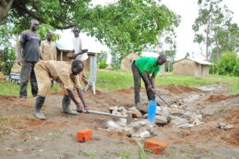 Drop in the Bucket Africa water charity, completed wells Lire Secondary School Well South Sudan Africa-15