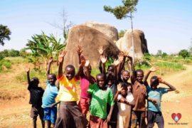water wells africa Uganda drop in the bucket charity Rwatama community-47