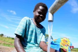 water wells africa uganda drop in the bucket agumet borehole charity-13