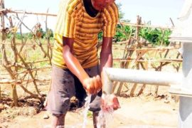 water wells africa uganda drop in the bucket olilim borehole 06
