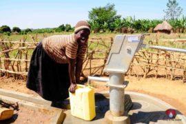 water wells africa uganda drop in the bucket olilim borehole 17