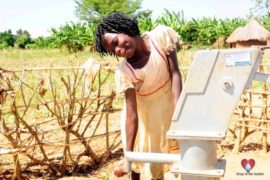 water wells africa uganda drop in the bucket olilim borehole 19