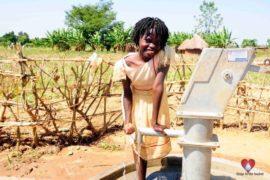 water wells africa uganda drop in the bucket olilim borehole 20