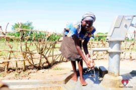 water wells africa uganda drop in the bucket olilim borehole 26