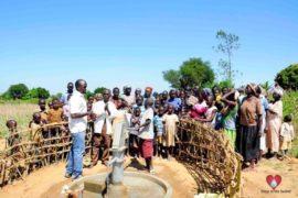 water wells africa uganda drop in the bucket olilim borehole 28