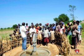 water wells africa uganda drop in the bucket olilim borehole 29