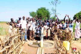 water wells africa uganda drop in the bucket olilim borehole 35
