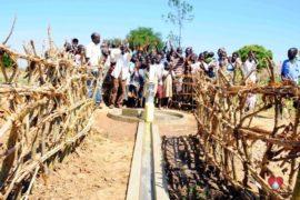 water wells africa uganda drop in the bucket olilim borehole 36