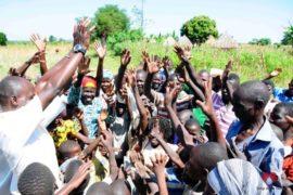 water wells africa uganda drop in the bucket olilim borehole 41