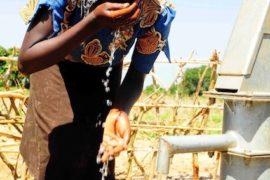 water wells africa uganda drop in the bucket olilim borehole 45