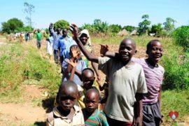 water wells africa uganda drop in the bucket olilim borehole 49