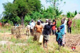 water wells africa uganda drop in the bucket olilim borehole 50