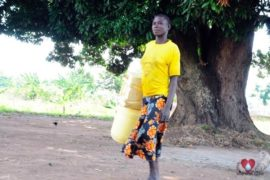 Drop in the Bucket Africa water charity, completed wells, Agule Atapar Borehole Uganda-02