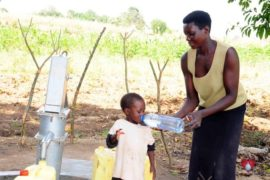 Drop in the Bucket Africa water charity, completed wells, Agule Atapar Borehole Uganda-07