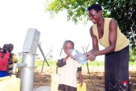 Drop in the Bucket Africa water charity, completed wells, Agule Atapar Borehole Uganda-08