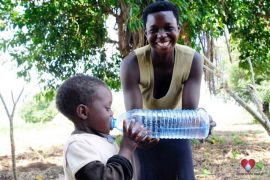 Drop in the Bucket Africa water charity, completed wells, Agule Atapar Borehole Uganda-10