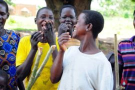Drop in the Bucket Africa water charity, completed wells, Agule Atapar Borehole Uganda-11