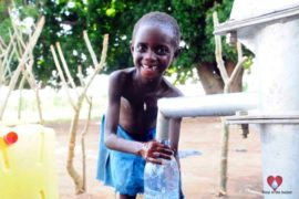 Drop in the Bucket Africa water charity, completed wells, Agule Atapar Borehole Uganda-27