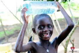 Drop in the Bucket Africa water charity, completed wells, Agule Atapar Borehole Uganda-32