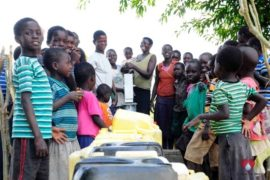 Drop in the Bucket Africa water charity, completed wells, Agule Atapar Borehole Uganda-37