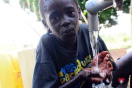Drop in the Bucket Africa water charity, completed wells, Agule Atapar Borehole Uganda-40
