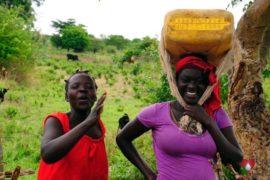 Drop in the Bucket Africa water charity, completed wells, Doyoro Borehole Uganda-04
