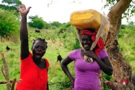 Drop in the Bucket Africa water charity, completed wells, Doyoro Borehole Uganda-05