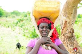 Drop in the Bucket Africa water charity, completed wells, Doyoro Borehole Uganda-06