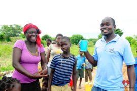 Drop in the Bucket Africa water charity, completed wells, Doyoro Borehole Uganda-07