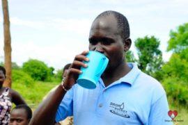 Drop in the Bucket Africa water charity, completed wells, Doyoro Borehole Uganda-11