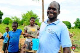 Drop in the Bucket Africa water charity, completed wells, Doyoro Borehole Uganda-12