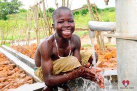 Drop in the Bucket Africa water charity, completed wells, Doyoro Borehole Uganda-13