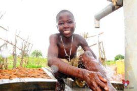 Drop in the Bucket Africa water charity, completed wells, Doyoro Borehole Uganda-20
