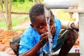 Drop in the Bucket Africa water charity, completed wells, Doyoro Borehole Uganda-23