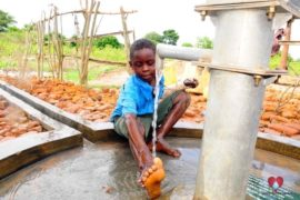 Drop in the Bucket Africa water charity, completed wells, Doyoro Borehole Uganda-24