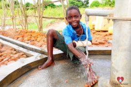 Drop in the Bucket Africa water charity, completed wells, Doyoro Borehole Uganda-25