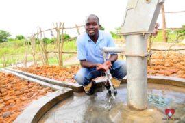Drop in the Bucket Africa water charity, completed wells, Doyoro Borehole Uganda-26