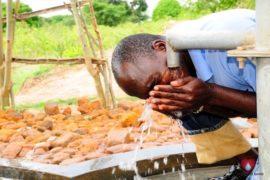 Drop in the Bucket Africa water charity, completed wells, Doyoro Borehole Uganda-29
