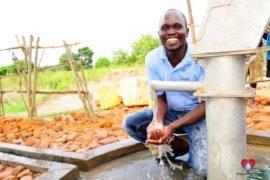 Drop in the Bucket Africa water charity, completed wells, Doyoro Borehole Uganda-30