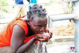 Drop in the Bucket Africa water charity, completed wells, Doyoro Borehole Uganda-31